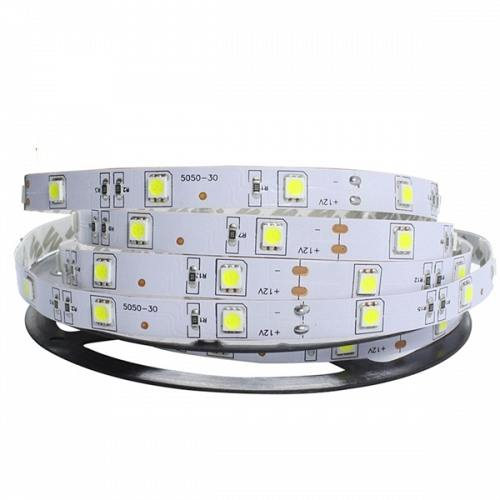 Led Strip 7.2 Watt 30 smd 5050 Led RGB
