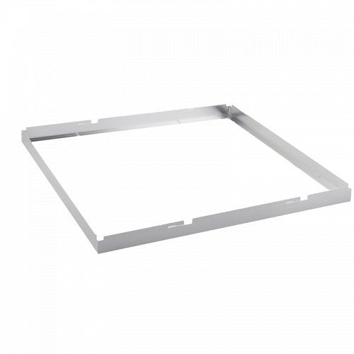 Frame for surface mounting of Led Panel 60х60 chrom Lightex