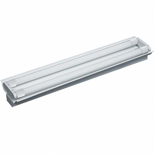 LED tubulat lighting 2х600mm Lightex