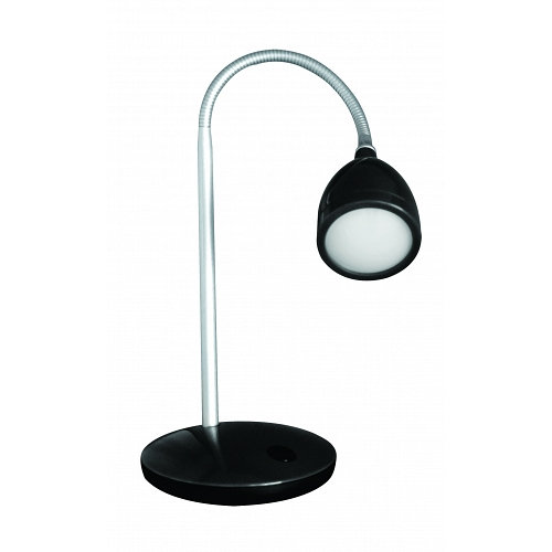 LED desk lamp MACAU 4W/8LED 230V black 4000K