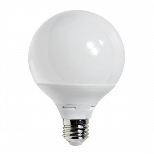 LED Bulb E27 G95 12 Watt 230V Day White