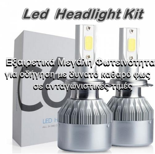 Led Headlight Kit