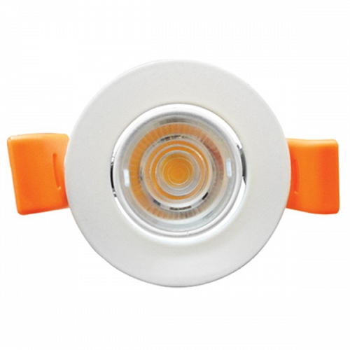 Led Cob Downlights 4W Warm White