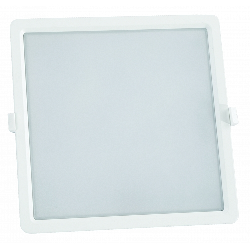 PL Downlight Square 32 W 230 Volt Day Light