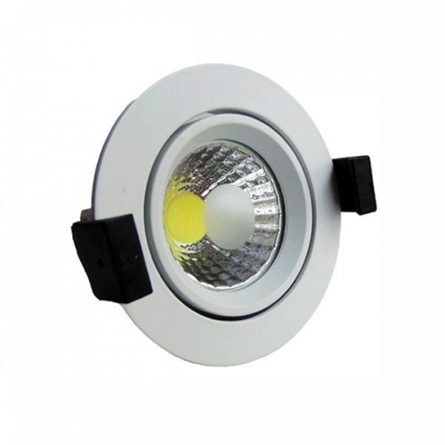 Led Cob Downlights 8 W Epistar Chip Warm White