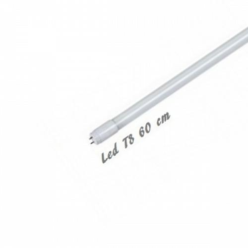 Led Tube T8 60cm Plastic 9 Watt Cool White