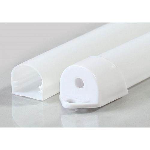 Oval Profile Polycarbonate Surface Hold