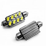 Festoon 42mm Can Bus 5630SMD with 8 SMD Cool White