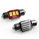 Festoon  31mm Can Bus 5630SMD  3 SMD