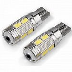 T10 Can Bus with 10 SMD 5630 Cool White
