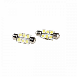LED 1157 (BA15D) 18 smd 5050 Cool White