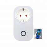 SMART WIFI GERMAN TYPE SOCKET 10A