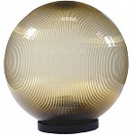 Sphere Ф200 brown RL/PS201/BR