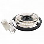 Led Strip 4.8 Watt 60 smd 3528 Cool White 5m with Power Adapter