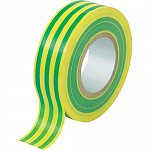 Tape 19x0.13mm 25m Yellow + Green