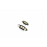 Festoon 31mm Can Bus with 2 SMD Cool White