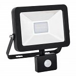 LED Floodlight SLIM PREMIUM 20 W with moving sensor NW
