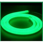 LED Flex-Neon 220V Green