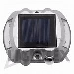 LED SOLAR LUMINAIRE FOR LAND 0.42W 6500K IP65
