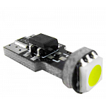 T10 Can Bus with 1 SMD 5050 Cool White
