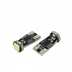 T10 Can bus with 1 smd 5050 Green