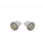 LED T10 with 1 smd 5050 Cool White