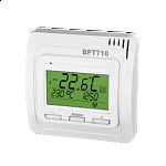 Wireless thermostat programmable