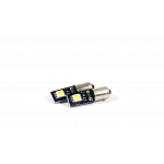 ΒΑ9S Can Bus with 2 SMD 5050 LED Cool White