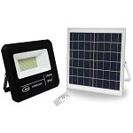 Led Solar Floodlight  100Watt with Sensor & Timer