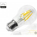 Led Bulb Filament  E27 5,5 Watt Warm White Dimmable