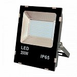LED Floodlight SMD 200 W 230 Volt Cool White