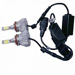 LED HID Kit H11- H8 - H9 36 Watt 9-32 Volt DC 6000k