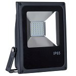LED Floodlight Βlack SMD 150 W 230 Volt Cool White
