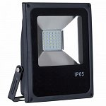 LED Floodlight Βlack SMD 200 W 230 Volt Cool White