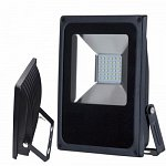 LED Floodlight Βlack SMD 30 W 230 Volt Cool White