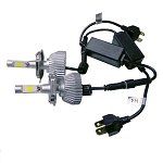 LED HID Kit H4 36 Watt 9-32 Volt DC 6000k