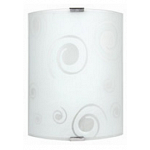 Wall light FABIAN 26.5/21 1xE27 Ledito