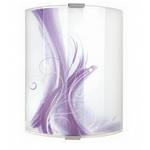 Wall light VIOLET 26.5/21 1xE27 Ledito