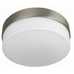 Ceiling lamp Pamela F280 IP44 2xE27 Satin Nickel