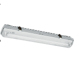 Fluorescent lighting BELLA 1x120cm with metal clips