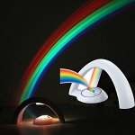Rainbow LED Children's Projector