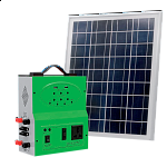 HOME SOLAR POWER SYSTEM 500W/18V 150W SET