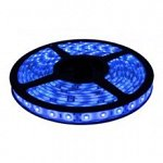 LED Strip  14.4W 60 smd 5050 Blue  IP65 14.4-blue-IP65