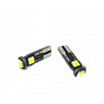 T10 Can Bus with 3 SMD 5050 Cool White