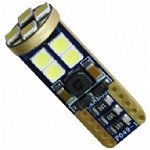 LED T10 9-30v Can Bus με 12 SMD 3030