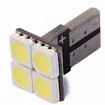 T10 Can Bus with 4 SMD 5050 Cool White