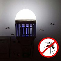Insect Repellent LED Lamp 10 Watt Natural White