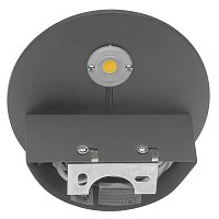 Round Back Light IP54 10 Watt CREE
