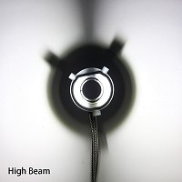 H4 LED Headlight Kit