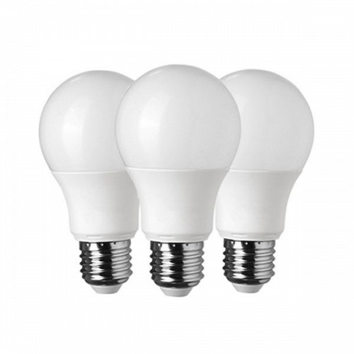LED Bulb 3 Pieces Pack E27 15W Warm White